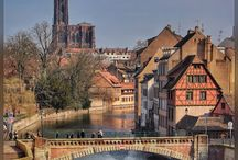 Strasbourg Strazburg / Strasbourg Gezi Notları