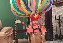 kostym na karneval