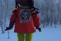 Ratti doll Tjorven Clothes