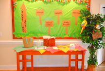 arrow island vbs / vbs decorations / by Ann Hall