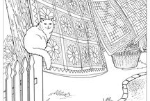 Luv Coloring - Cats & Dogs