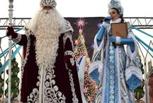 ded moroz russia
