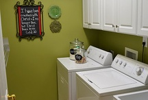 Laundry Room / by Lissa Mitchell