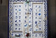 Knock knock / Beautiful doors.