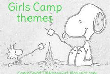 LDS Girls Camp / by Mormon Mommy Blogs