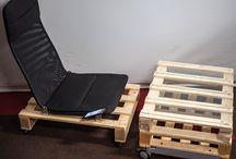 Möbel / Möbel selbst gebaut
