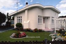 Art Deco / Dedicated to Art Deco House's in NZ