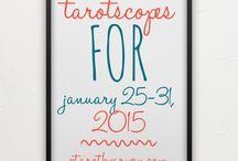 Weekly Tarotscopes