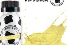 Wisconsin Dairy Co. E-Liquids