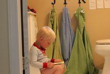 Kids bathroom / by Hailey Amos