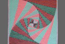 Illusion knit