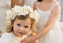 The Wedding Party: Flower Girls
