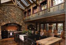 Dream Home / Homes I love.  / by Zachary Schneider