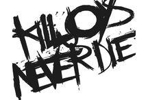 My Chemical Romance / by Leticia V (Zyra) Hernandez