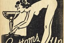 Vintage Pinup Logo Ideas