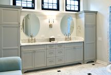 Bathrooms for dream home  / by Casey Melissa Harmon