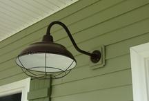 Home:exterior lighting