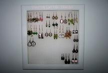 Jewelry Organization / by Rebecca Berchenbriter
