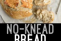 Breads - flat bread, white & sour dough, ...