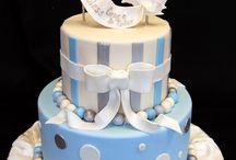 baptism/ dedication cakes