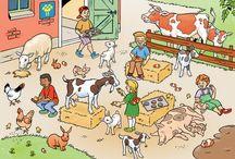 dieren boerderij