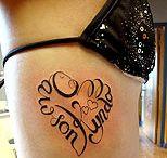 Tattoos / by Katlinn Ozga