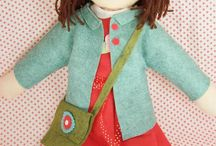 Dolls & Toys / by Elaine Didelot