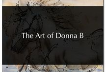 The Horse Art & Artistry of Donna B - All the Details / Horse Art & Paintings - Updated News Events Galleries Collections