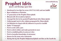 profeet idris