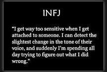 MY PERSONALITY TYPE-INFJ