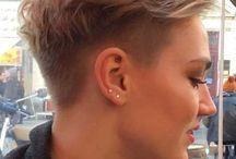 Pixi og korte hårfrisyrer