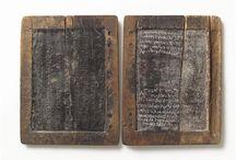writing tablets roman