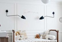 furniture and rooms for babies
