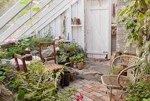 Greenhouses/porch