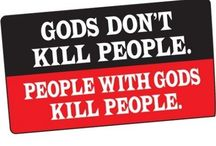 Atheism / I believe in facts... Not your imaginary friend