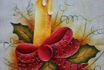 Pinturas Navideñas