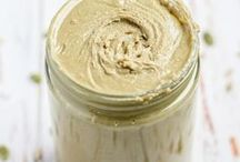 Natural nut butters