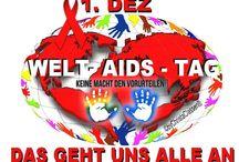 Für Jederman (Frau) / Welt - Aids - Tag