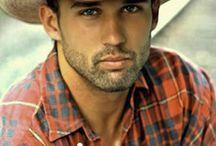 Hot Cowboys / Western inspiration