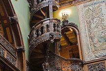 Heavenly Stairways