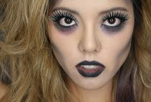 halloween makeup / by Amanda Huggins