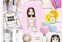 Trends / by Justyna Poniewaz-Gorajala