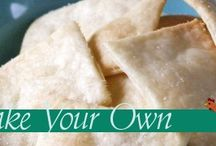 Ditch Processed Food - DIY