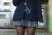 女子高生スタイル