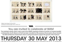 My Event - WAM / the forum I private label hosted the first year birthday celebration for Wits Art Museum. WAM is home to an extraordinary collection of African art, including contemporary and historical art from South Africa and art from West and Central Africa. It hosts a dynamic program of events and art exhibitions. It is part of the Wits University Cultural Precinct, just three blocks from Nelson Mandela Bridge. WAM is in the hip, regenerating area of Braamfontein.