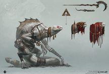 Creatures - Fantasy