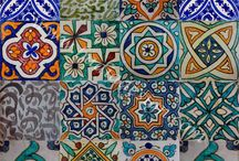 Moroccan Tile Designs from Badia Design Inc. / Moroccan Tile Designs - the art of mosaic tile making date back many centuries in the old city of Fez in Morocco. Handmade, hand-glazed and hand cut Moroccan mosaic tiles are crafted using traditional and regional organic clays and glaze pigments. Badia Design Inc. has many different colors, designs and shapes of Moroccan Tile to choose from. Many have vibrant colors and intricate designs that I'm sure you will love.