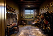 Stables and tack room ideas!