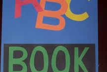 School Alphabet  / by Laura Major@Learning Is Child's Play