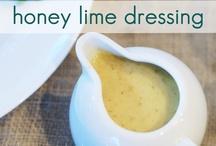 Dressings and Marinades / by Christina Lane